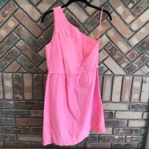 Pink JCrew Party Dress